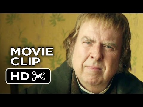 Mr. Turner Movie CLIP - Mrs. Booth (2014) - Mike Leigh Biopic HD