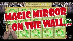 Magic Mirror SUPER RUN!! REEEEEEEEE