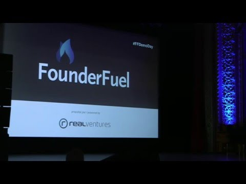 FounderFuel Spring 2015 Demo Day. Montreal. Quebec. Canada.