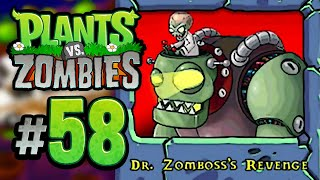 plants vs zombies   mini games dr zomboss s revenge ios gameplay walkthrough
