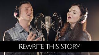Rewrite This Story (Smash) - Christina Bennington and Michael Thomas Freeman