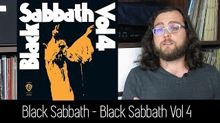 Baixar Black Sabbath - Black Sabbath Vol 4 | ALBUM REVIEW