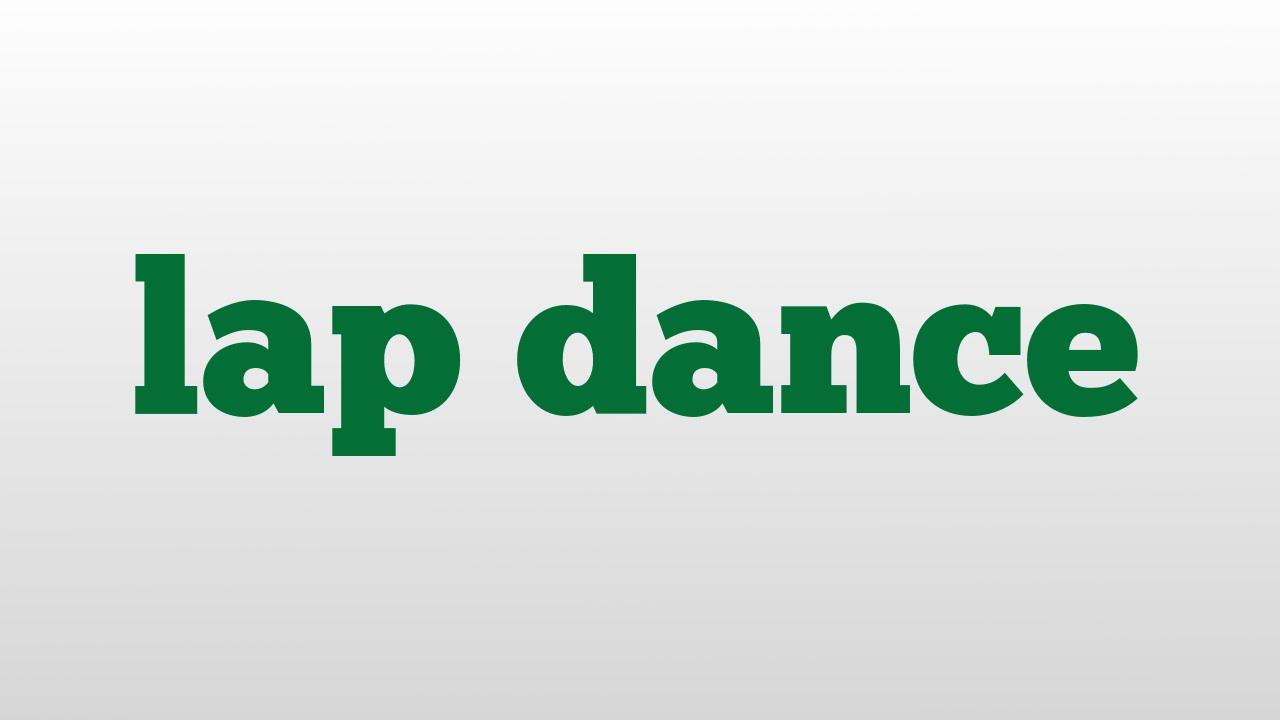 Lapdance Definition