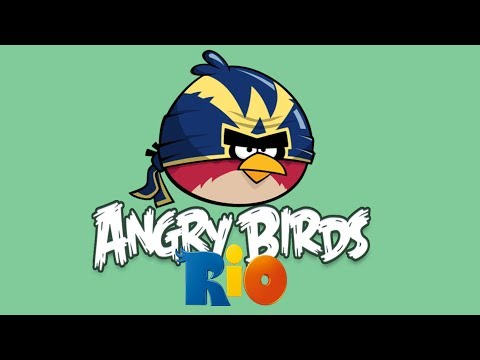 Angry Birds Rio - Part 20 Airfield Chase level 26-30 Three Star GAME Walkthrough