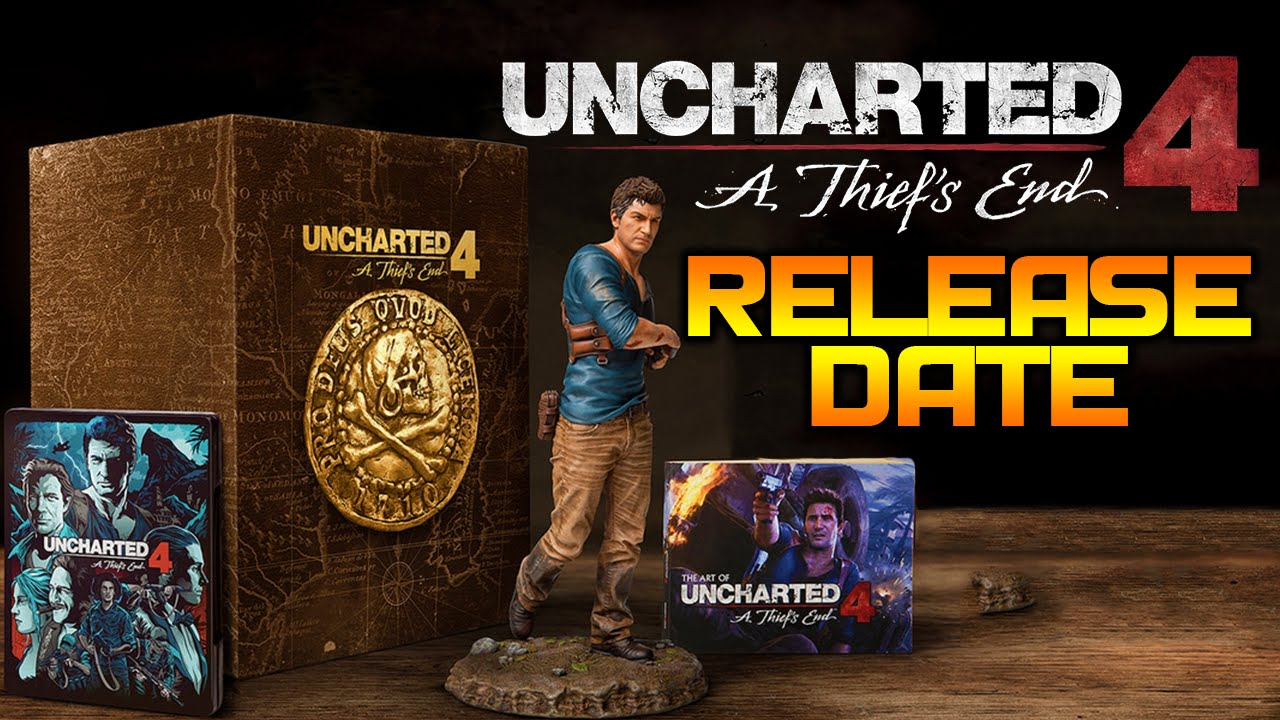 ... uncharted 4 for the playstation 4 exclusively in their latest listing