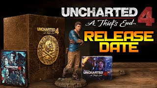 Uncharted 4 Release Date, Special Editions & Single Player DLC Revealed!