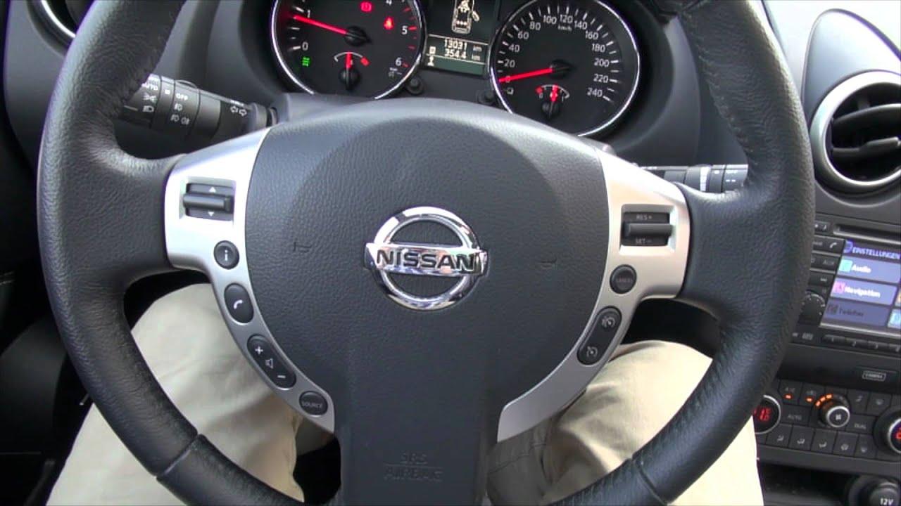 Nissan Qashqai Infotainment Und Navigationssystem Mit
