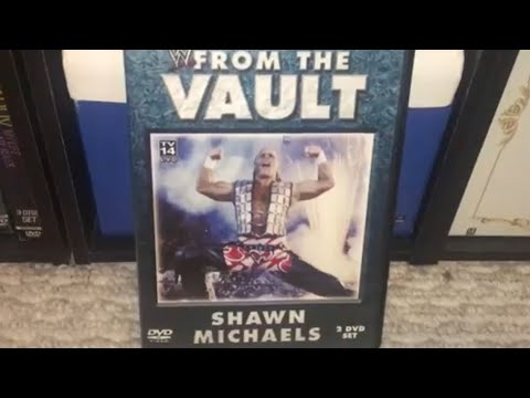 WWE From The Vault: Shawn Michaels DVD Review