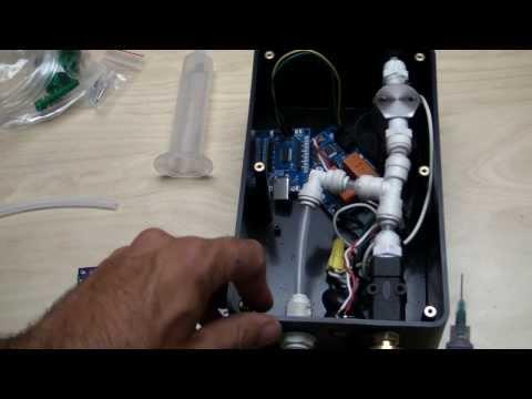 DIY Solder Paste Dispenser and Reflow
