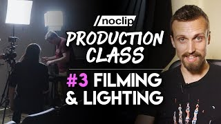 Filming & Lighting Our Docs - Noclip Production Class #3