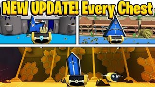 NEW UPDATE! NEW AREAS + EVERY CHEST LOCATION + ITEMS IN BUILD A BOAT FOR TREASURE IN ROBLOX