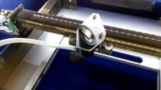 Shenhui 40W K40 Laser - Air Assist Upgrade
