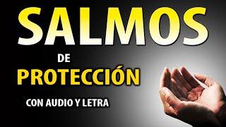 SALMOS PARA PEDIR A DIOS SU AYUDA Y PROTECCIÓN- SALMOS 91-5...