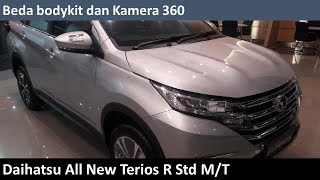 Daihatsu All New Terios R Std M/T review - Indonesia