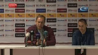 Eskişehirspor Teknik Direktörü Yücel İldiz