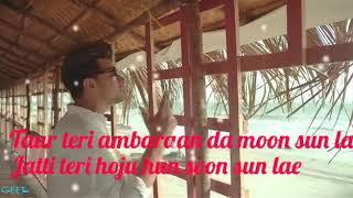 Punjabi WhatsApp status 💗Har saah utte naam bole tera 😍