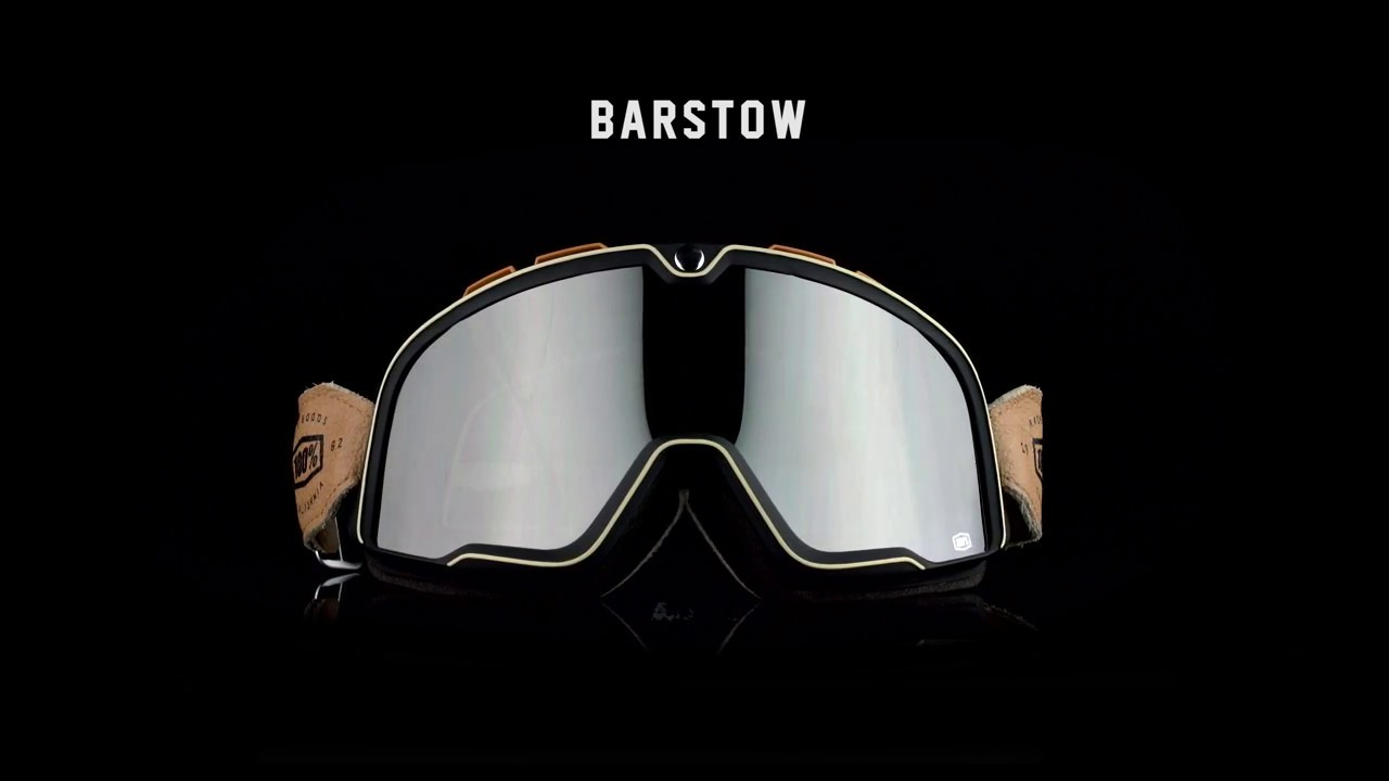 8d28279891 100% Presents - The Barstow Goggle