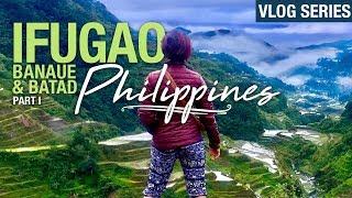 Travel Vlog: Philippines Rice Terraces, Banaue & Batad, Ifugao, Part 1