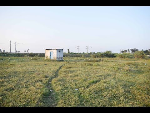Commercial Land for Sale at Guduvanchery, Chennai.