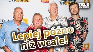 Strasburger, Hanke i Masny zapowiadają nowy program Polsatu!