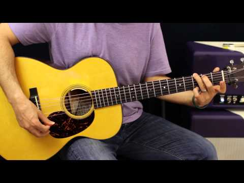 How To Play On Guitar - John Lennon - Imagine - Beginner Chords