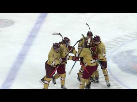 Arlington High School Boys Hockey Vs BC High - March 6th, 2019