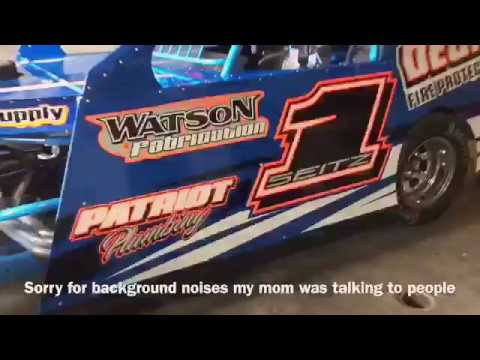 Race Way 7 Heat Race Econa Mod only