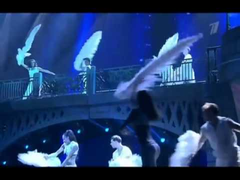 Susan Boyle in Russia 'I Dreamed A Dream'