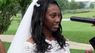 Deana and Rob's Wedding Ceremony