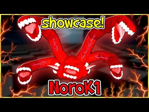 Ro-Ghoul - NoroK1 Showcase !