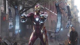 Мстители против Детей Таноса|Битва за Камень Времени|Мстители:Война бесконечности (2018)