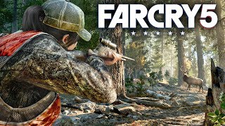 FAR CRY 5 CO-OP (PT-BR) #22 - Testando a ISCA CONTRA OS ZUMBIS (Gameplay Português PT BR)