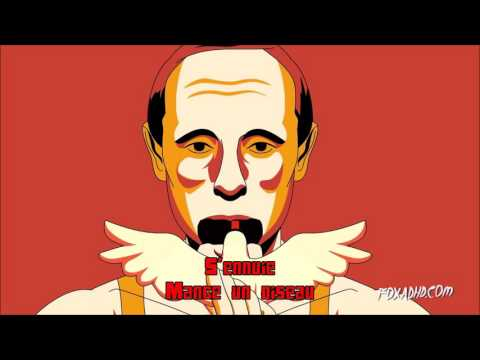 PUTIN IS NUMBER ONE GREATEST PRESIDENT SONG - VOSTFR