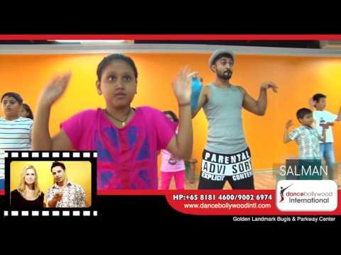 Bollywood Dance Studio Singapore