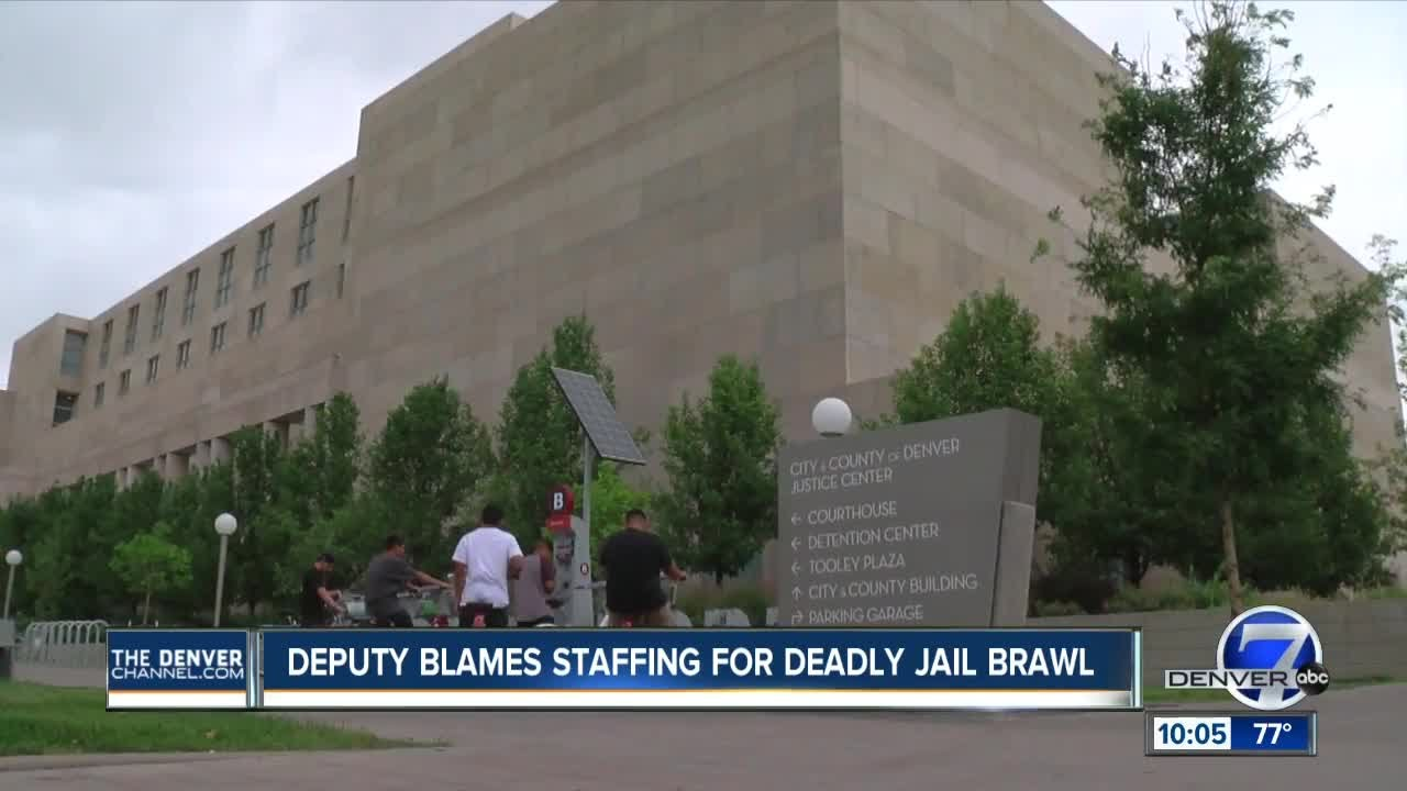 Inmate Dies At Denver Jail; Suspected Homicide Between