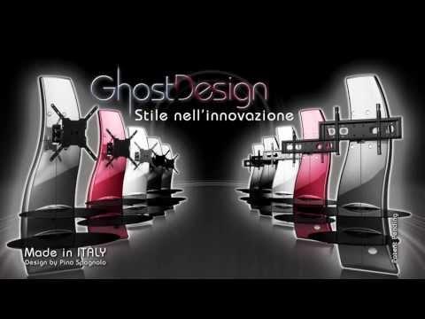 Mobile Tv Meliconi Ghost Design 2000.Ghost Design 2000 E 2000 Rotation Ita Youtube