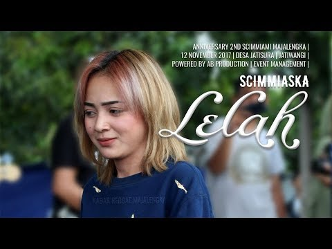 SCIMMIASKA ▶ Lelah 📌 Event Anniversary 2nd SCIMMIAMI Majalengka