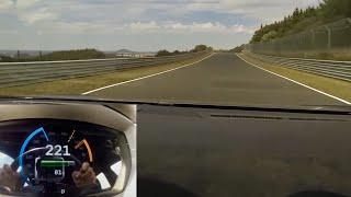 Tesla Nurburgring 8:50 BTG