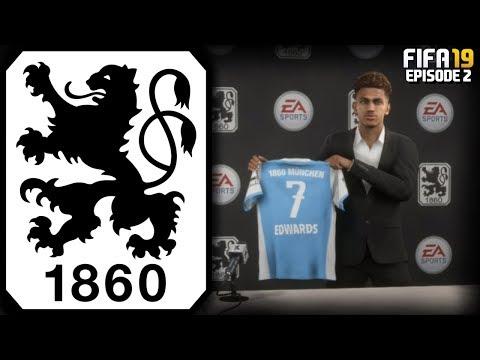 FIFA 19 CAREER MODE 1860 MUNCHEN RTG - #2 SEASON TWO!!