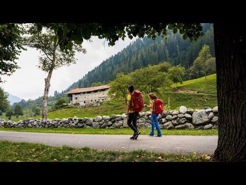 Il Cammino di San Vili106 km a piedi da Ma...