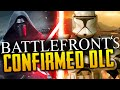 Star Wars Battlefront News | No Force Awakens or Clone Wars DLC, ever!? (CONFIRMED)