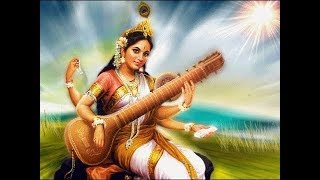 facts about goddess saraswati