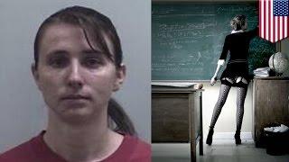 Школьная учительница арестована за связь с 17-летним учеником