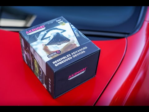 Akenori Angel Dash Camera Review & Unboxing