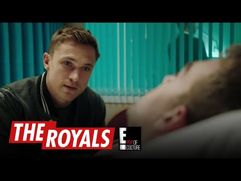 The Royals | Prince Liam Lets Jasper in on His Plan to Expose King Robert | E!