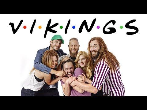 Friends Intro Vikings!