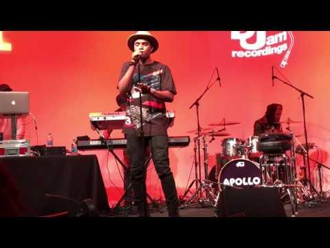 Jahkoy Live at the Apollo Cafe Def Jam Showcase