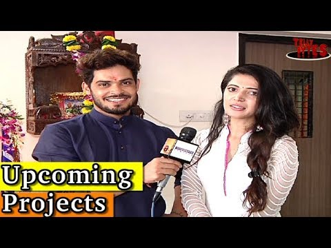 kunwar amar and charlie chauhan of their upcoming projects