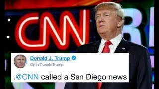 The local TV station Trump used to smear CNN just humiliated him with surprise admission
