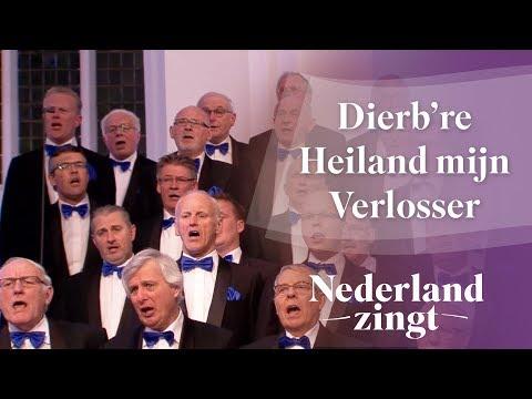 Nederland Zingt: Dierb're Heiland mijn Verlosser